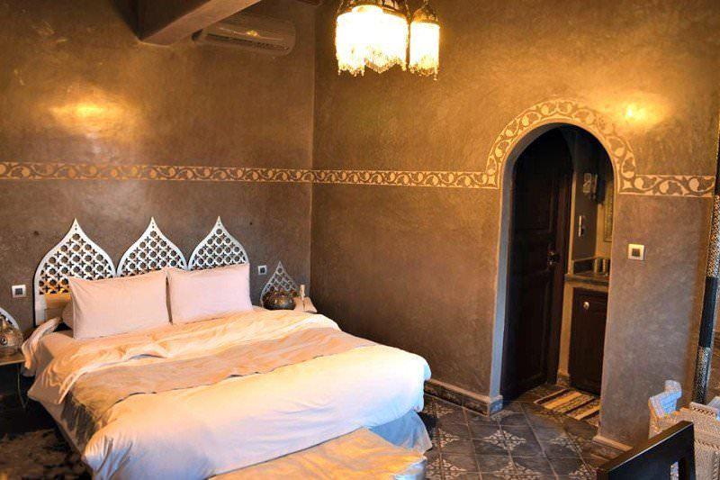 Hotel Review Ksar Ighnda, Ait Ben Haddou Morocco