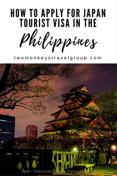 How to Apply for Japan Tourist Visa in the Philippines