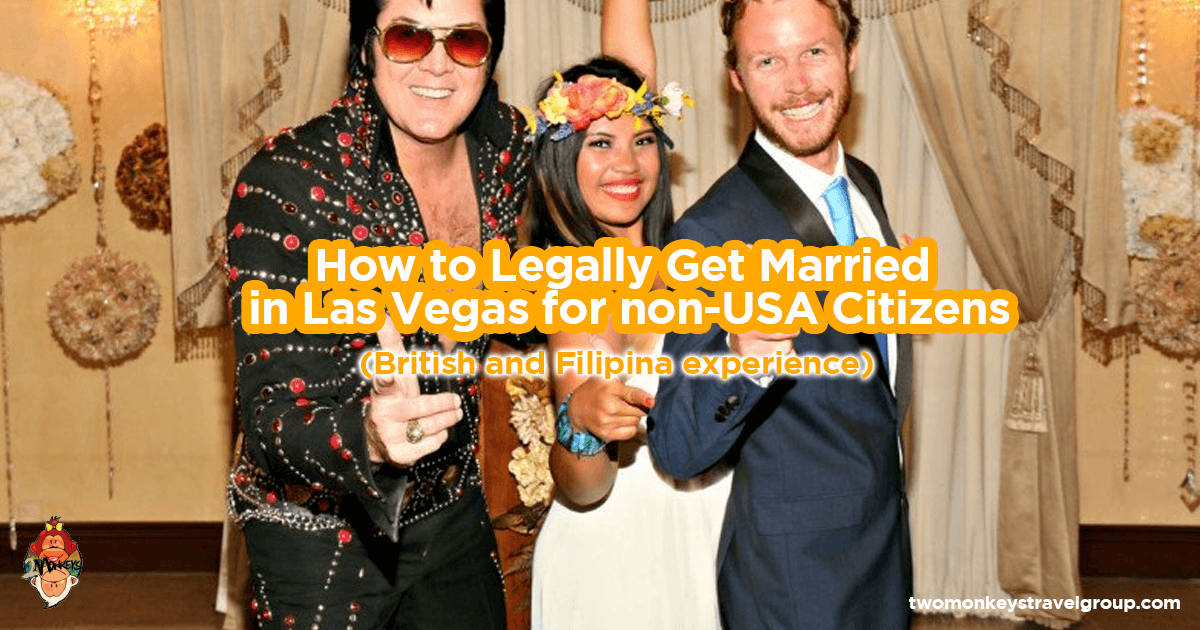 Getting married to a foreigner in the us