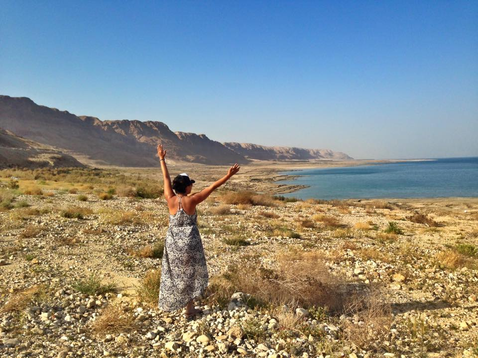 Israel for Filipinos - visited the Dead Sea