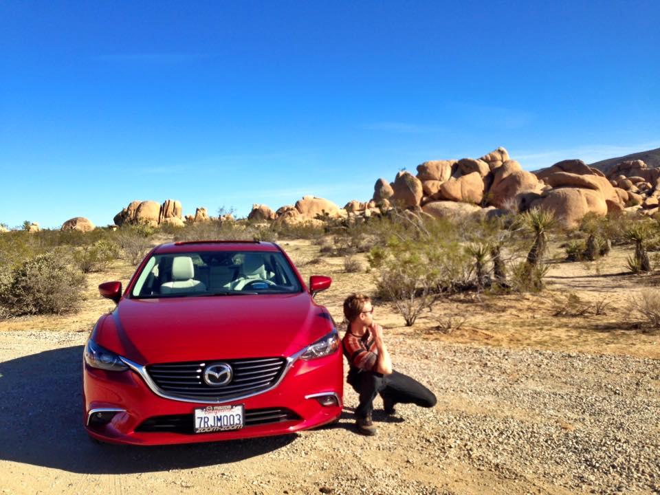 Joshua Tree National Park Roadtrip with Mazda
