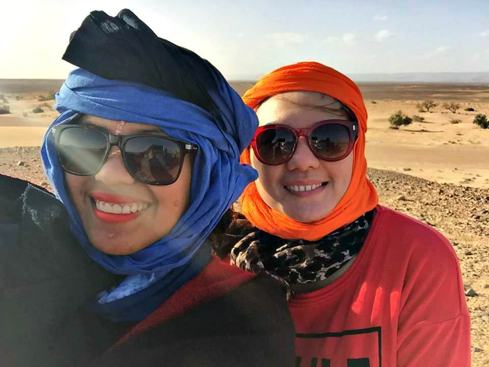 Luxury Desert Camping with Sahara Experience