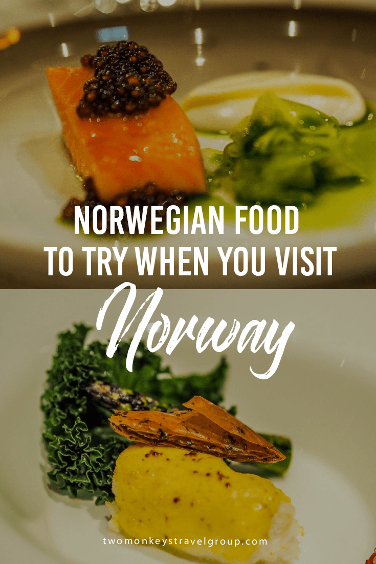 Norwegian Food To Try When You Visit Norway