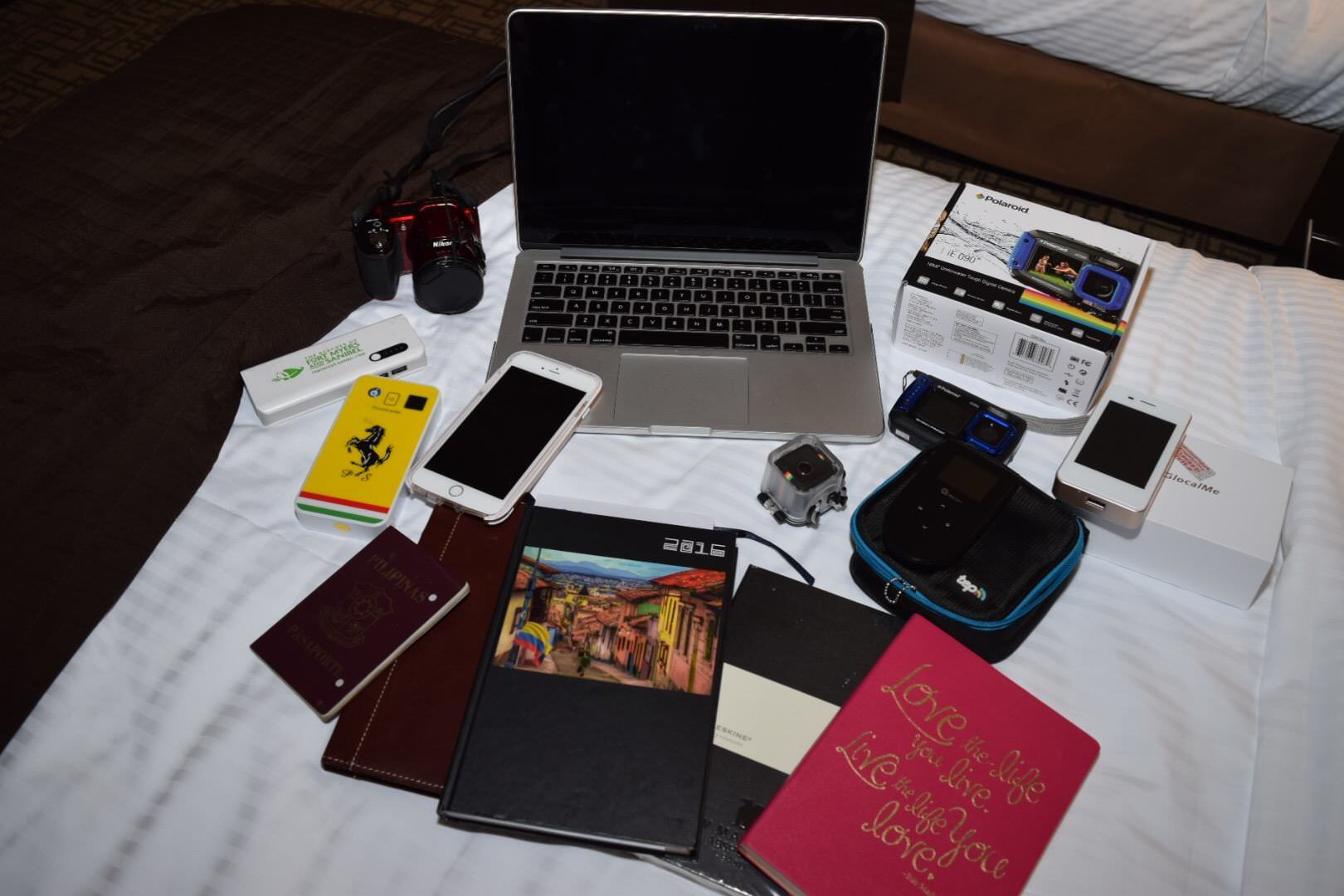 Road Trip in USA - Travel Gadgets