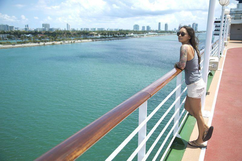 Serena with miami view fathom