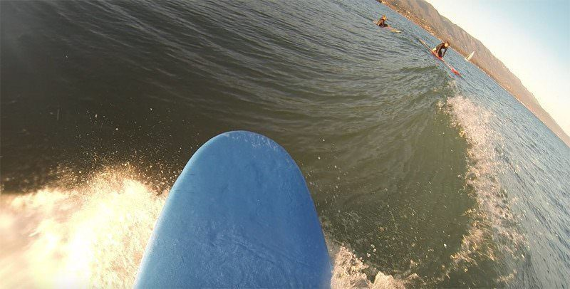 Kalon Surfing