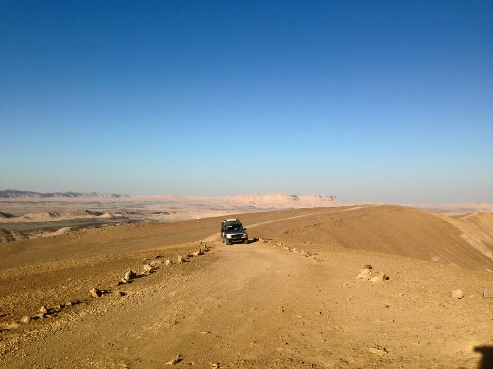 Travel to Israel for Filipinos- Jeep tour in Israel