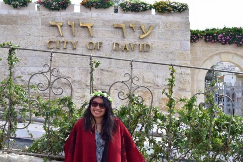 Travel to Israel for Filipinos - visiting the City of David
