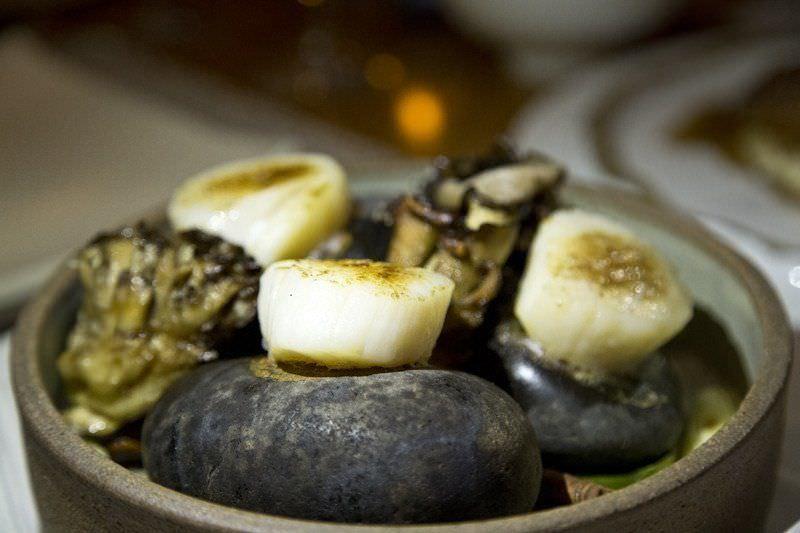 Tydes Aromatic Scallops