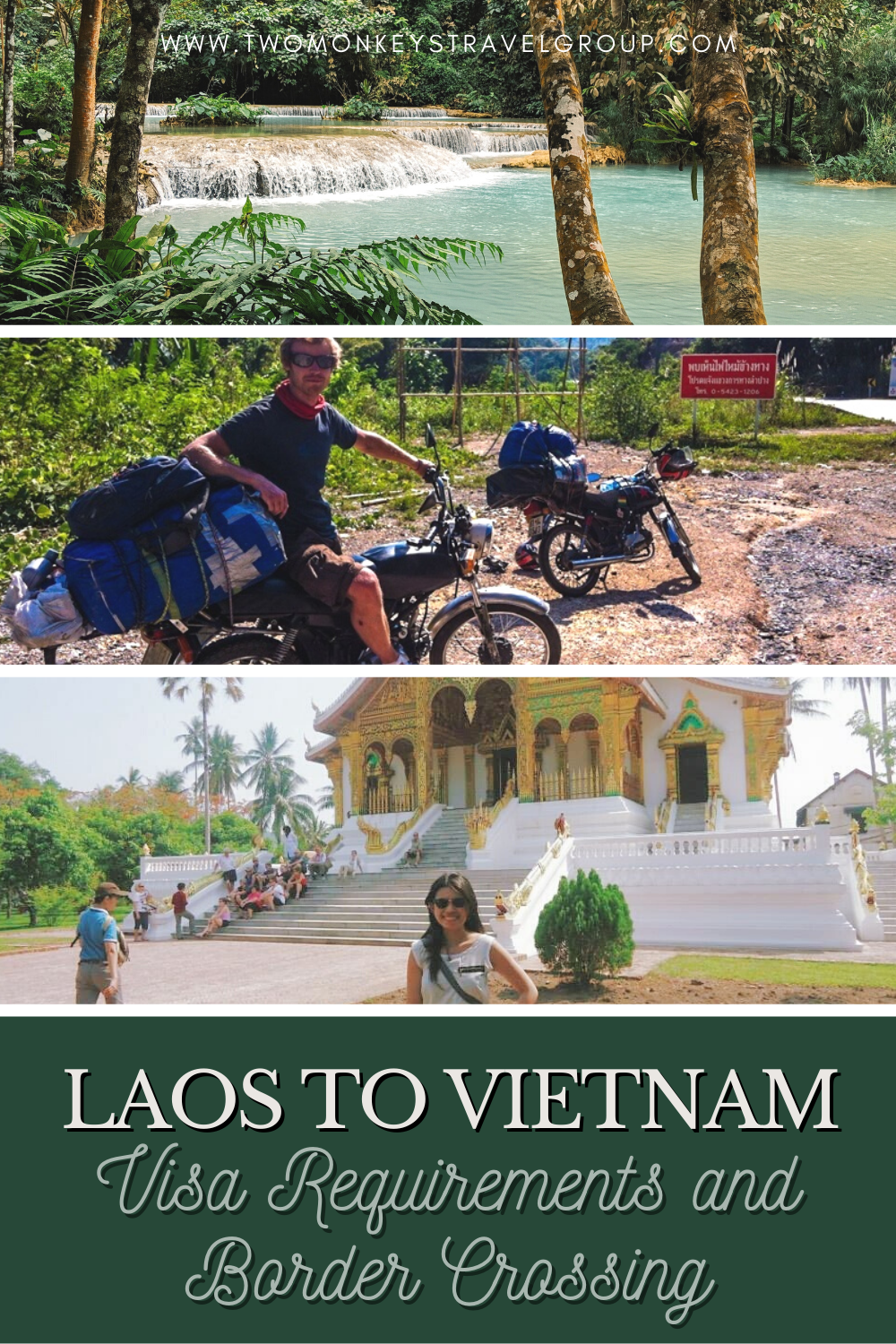 Visa Requirements and Border Crossing from Laos to Vietnam (vice versa)