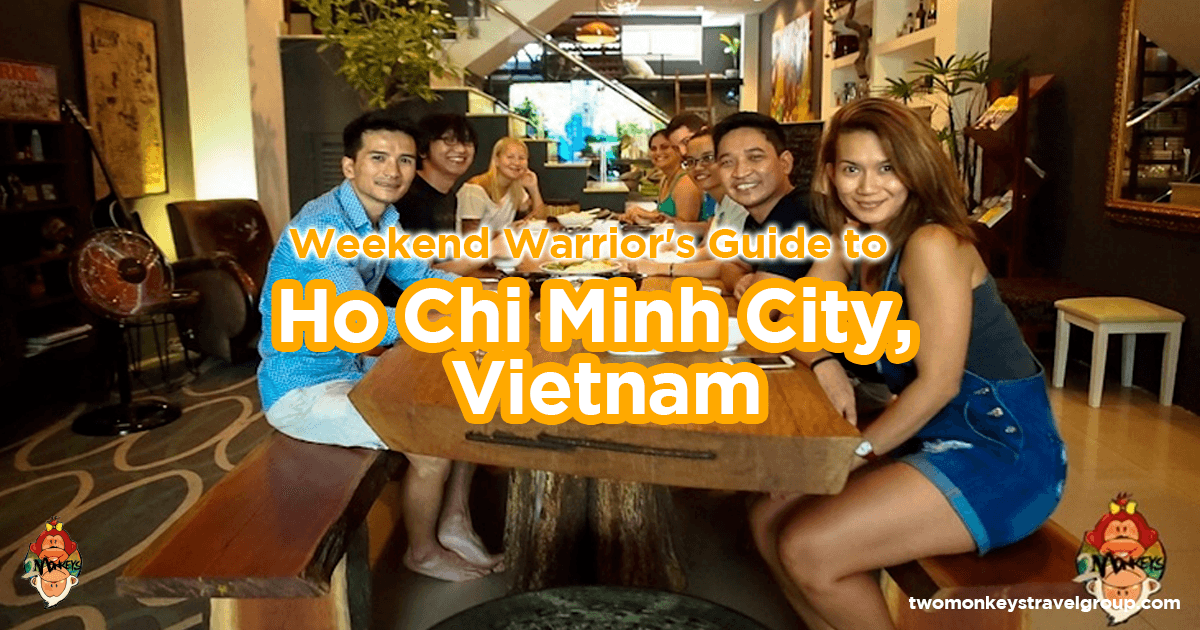 DIY Weekend Travel Guide to Ho Chi Minh City, Vietnam