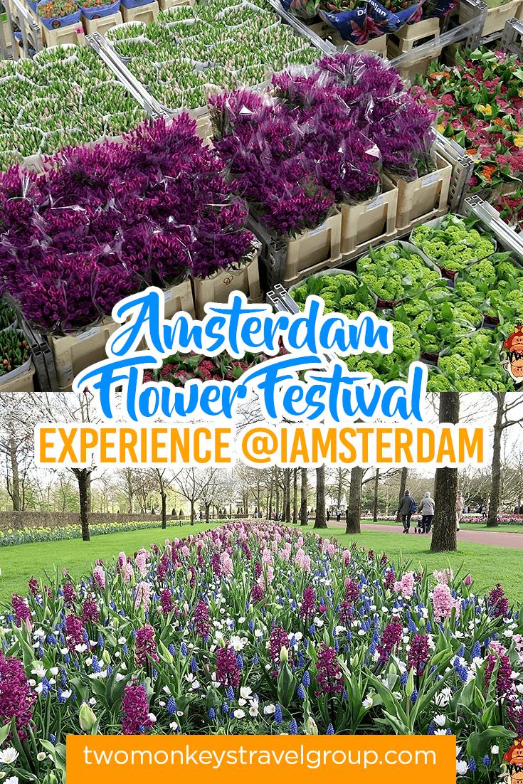 Amsterdam Flower Festival Experience