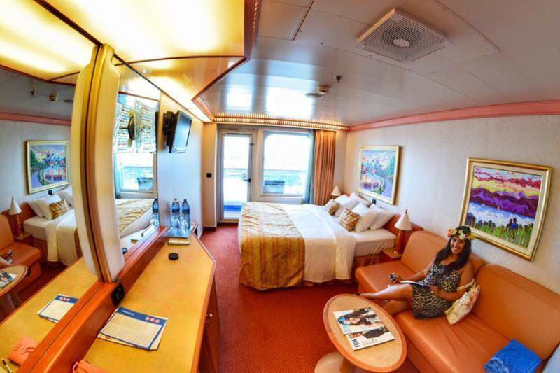 Carnival Splendor Cruise -Caribbean Trip Kach and Jonathan 1