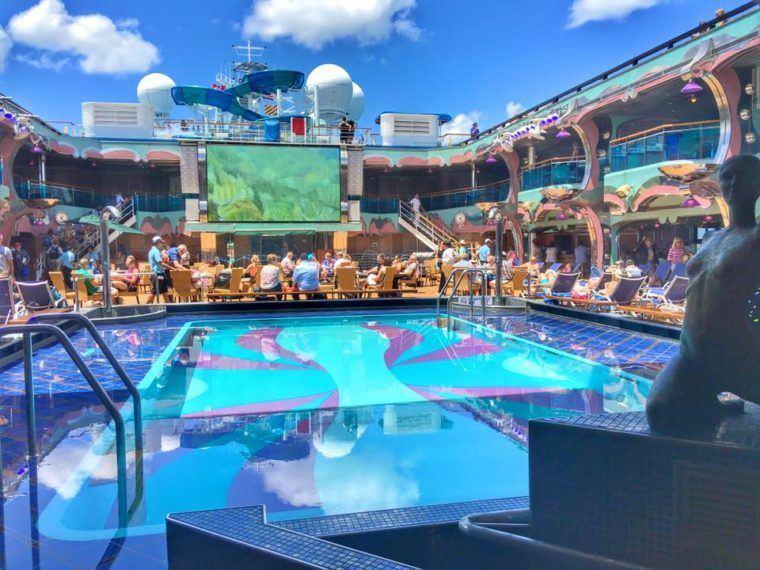 Carnival Splendor Cruise -Caribbean Trip Kach and Jonathan