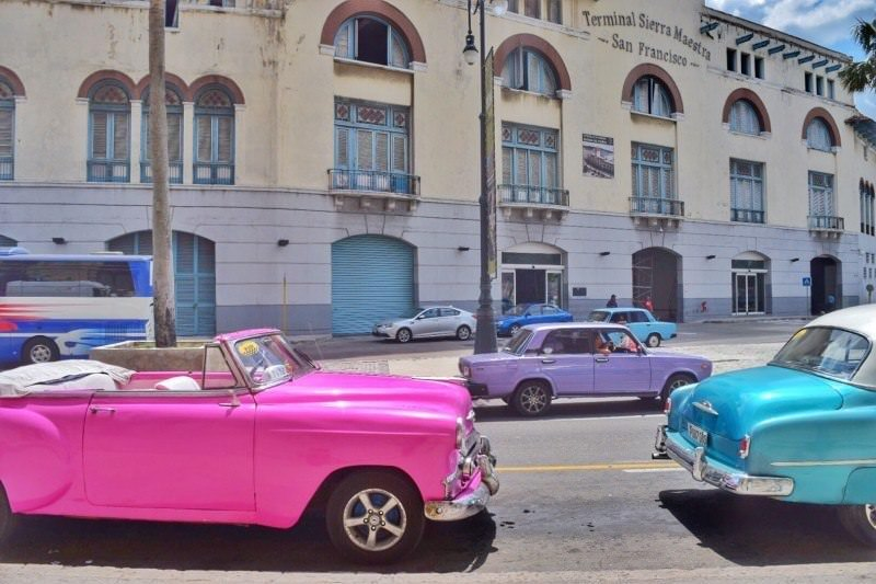 Old Havana - Cuba Travel Guide for Filipino and British