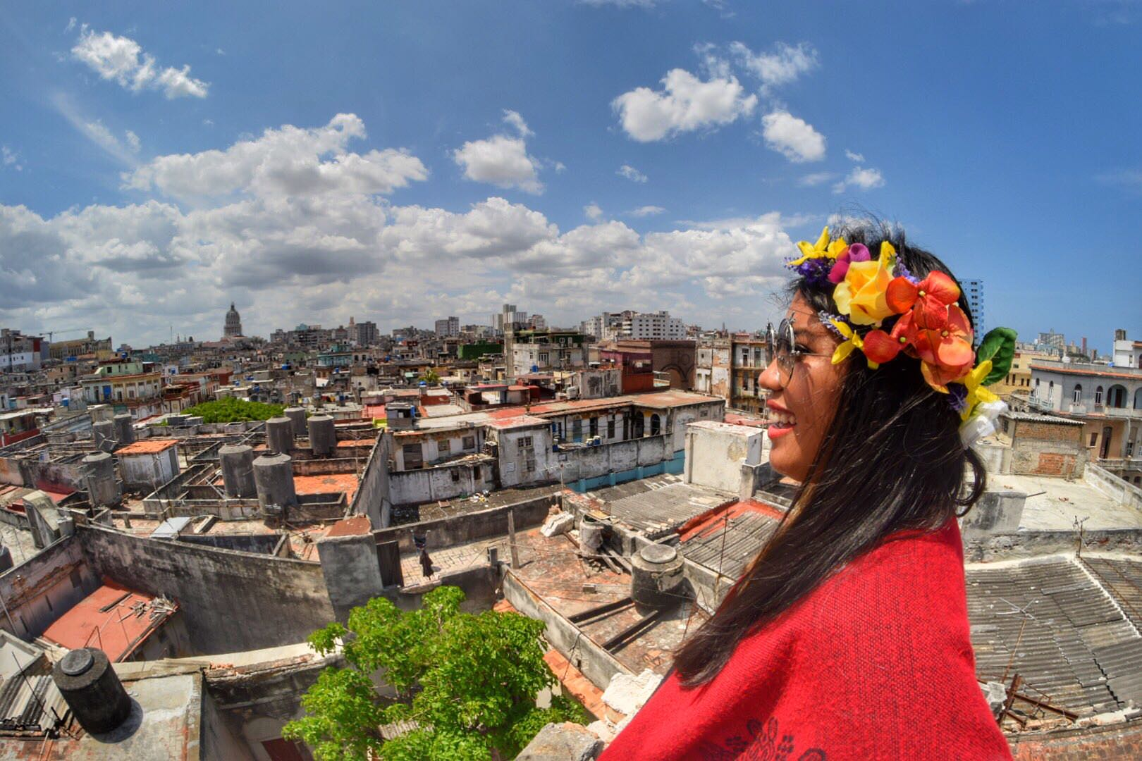 Cuba Travel Guide for Filipino and British - Havana from above