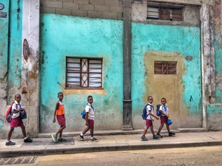 Cuba Travel Guide for Filipino and British - Kids in Cuba