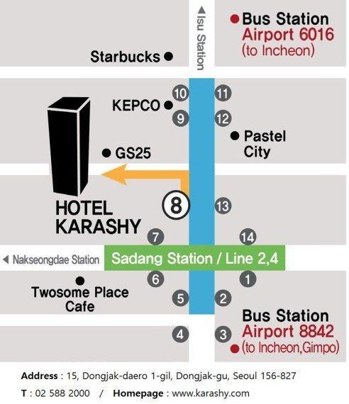 Hotel Karashy A New Chic Hotel in Seoul, South Korea 8