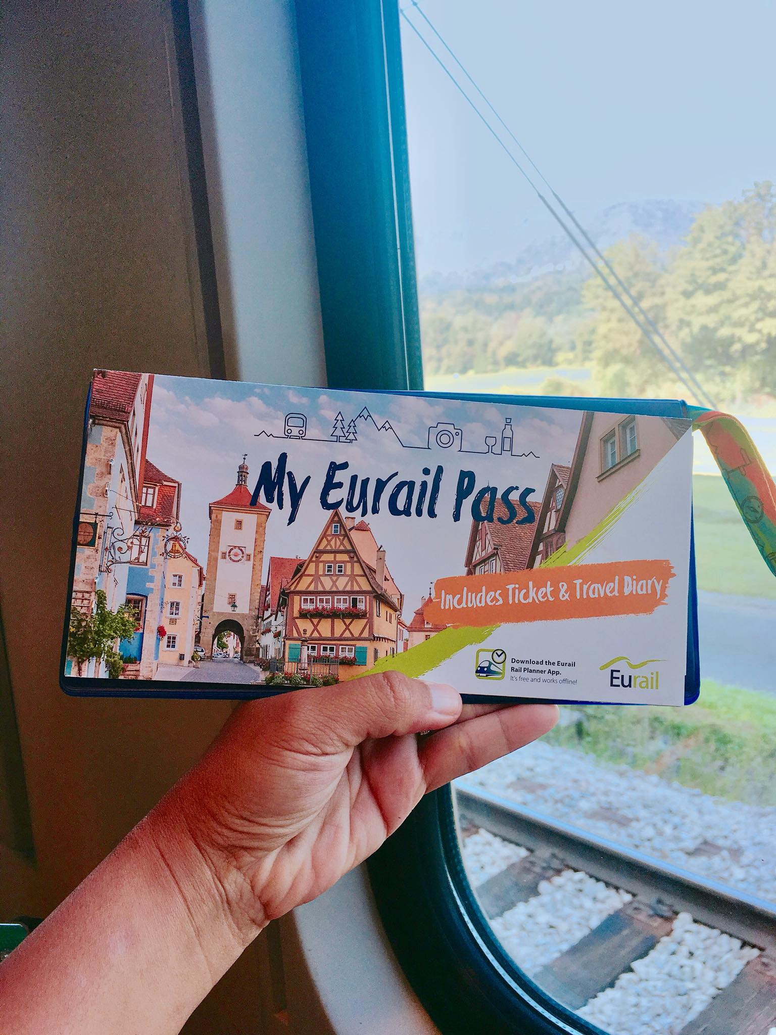 How to plant the Perfect Eurail or Interrail Trip in Europe