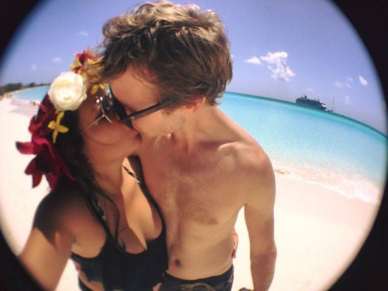 Chilling at the Bahamas - Prenuptial in the Caribbean