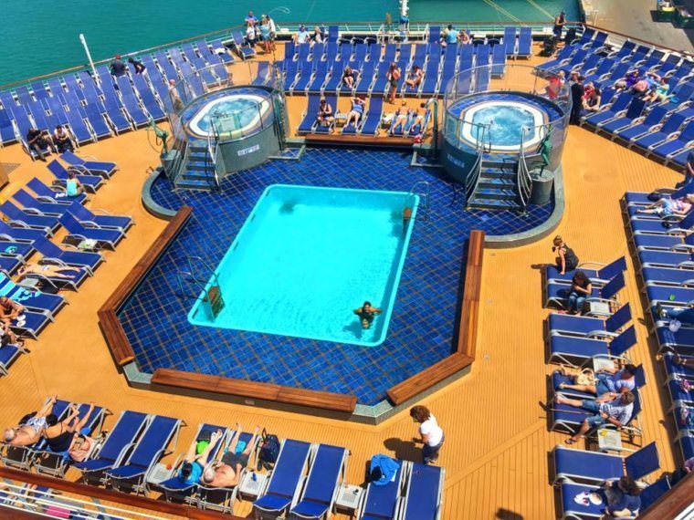 Carnival Cruise in the Caribbean