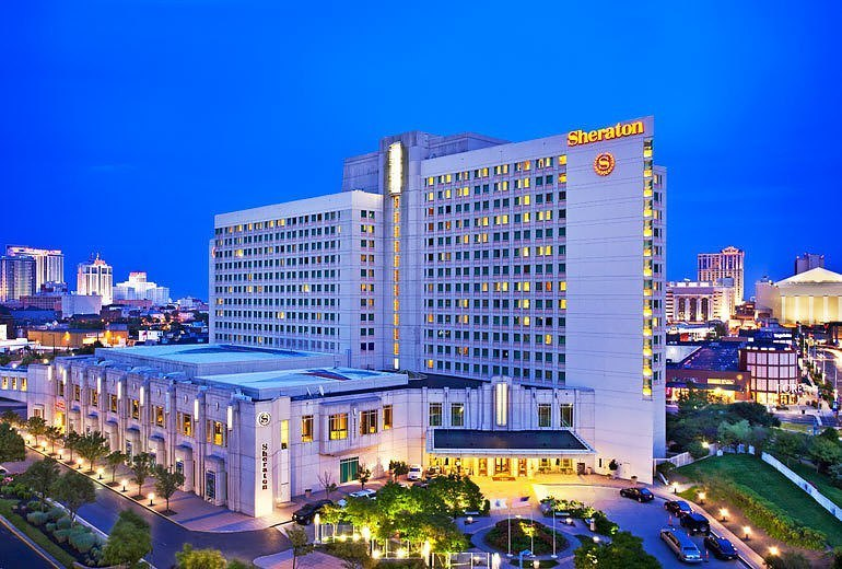 Sheraton Hotel Atlantic City