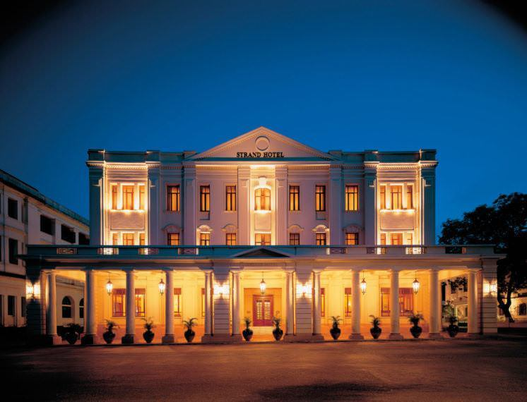 The Strand Hotel Yangon: Its Past Present and Future
