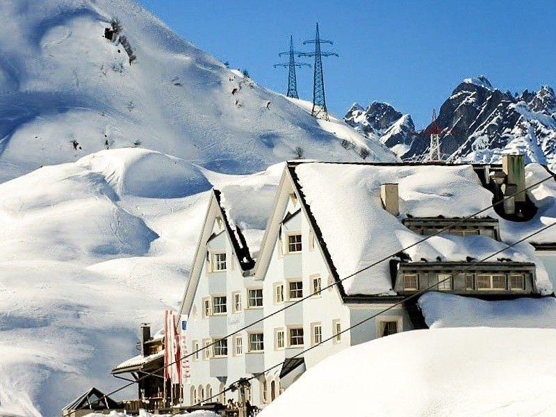 Two Monkeys Travel - St Anton am Arlberg - 2 Haus Adrian