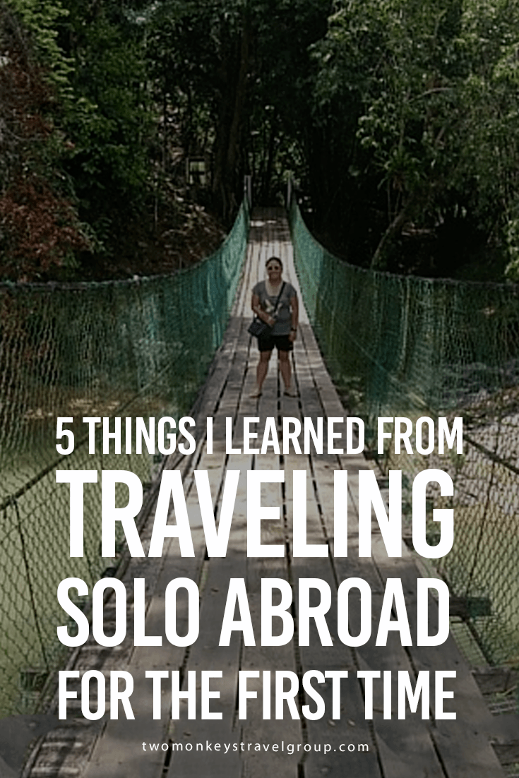 5 Things I Learned From Traveling Solo Abroad For The First Time