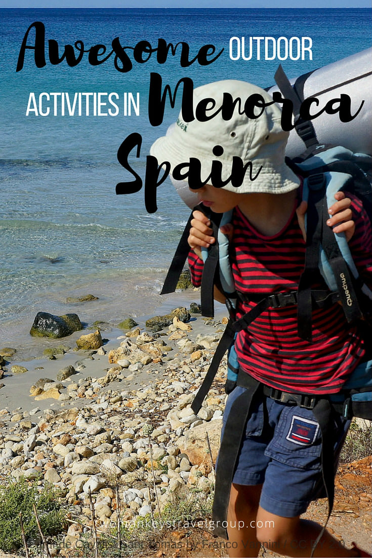 Awesome Outdoor Activities in Menorca, Spain