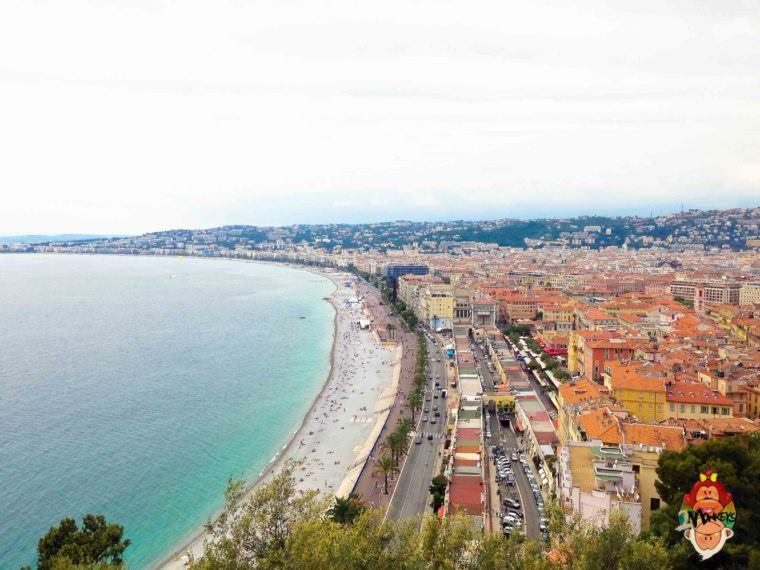 DIY Travel Guide - Nice, France