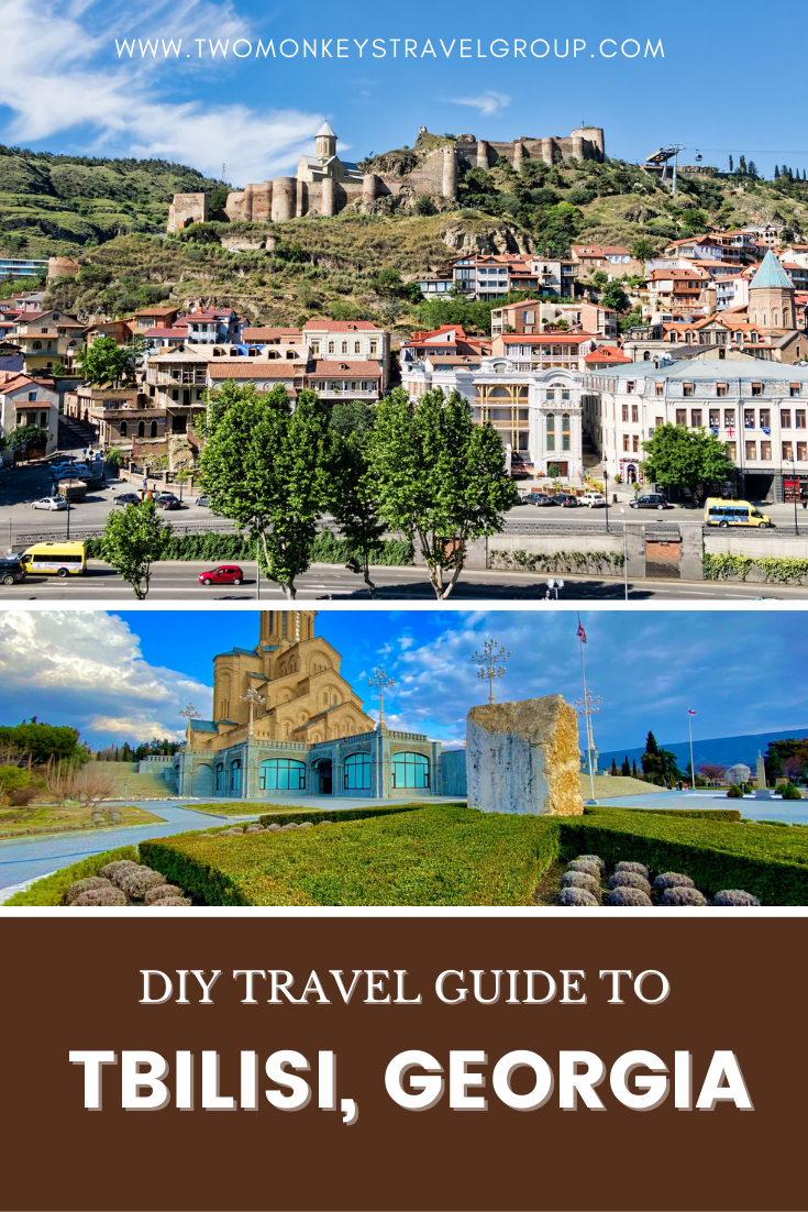 DIY Travel Guide to Tbilisi, Georgia [With Suggested Tours]DIY Travel Guide to Tbilisi, Georgia [With Suggested Tours]