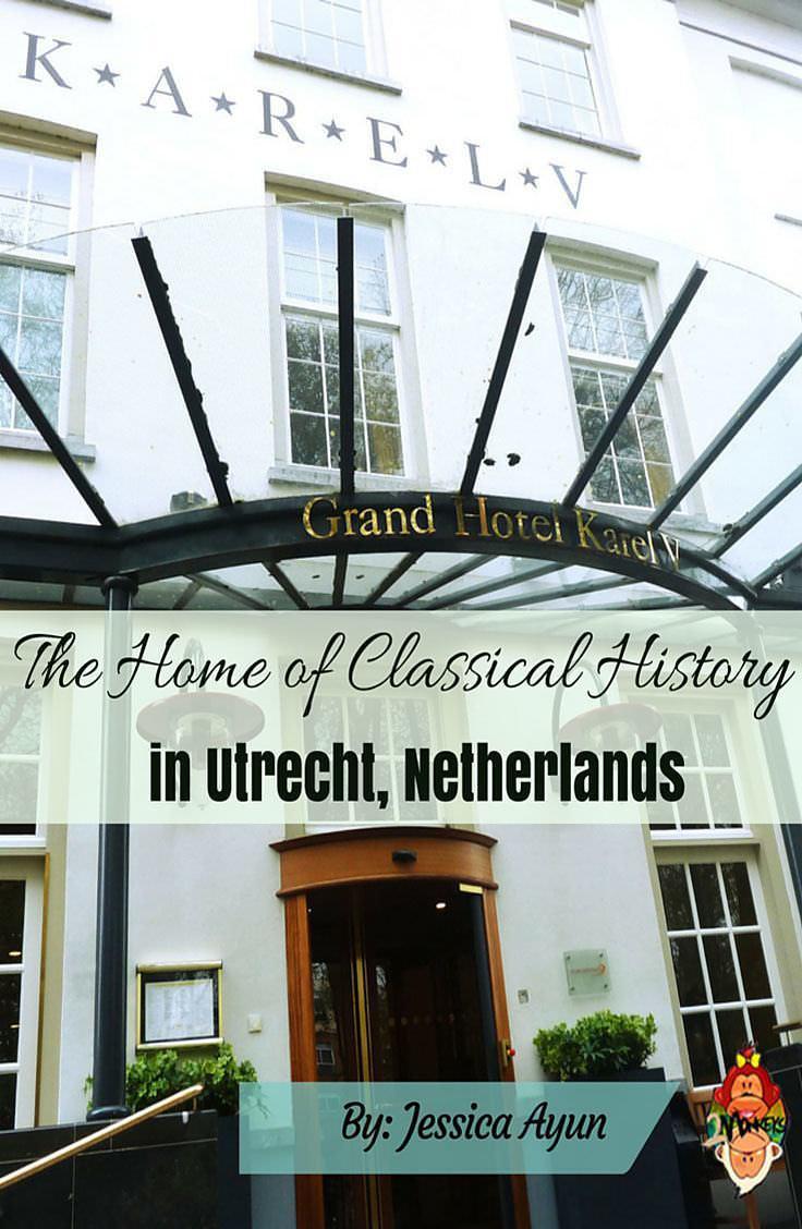 Grand Hotel Karel V Pinterest