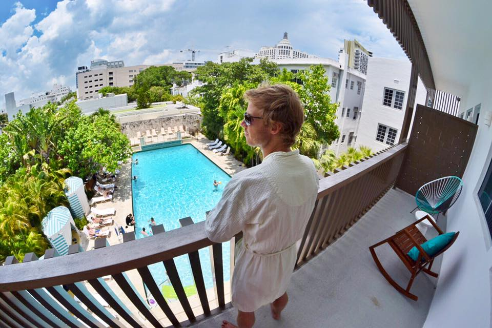 Hotel Review: The Hall Miami, Miami Beach, Florida