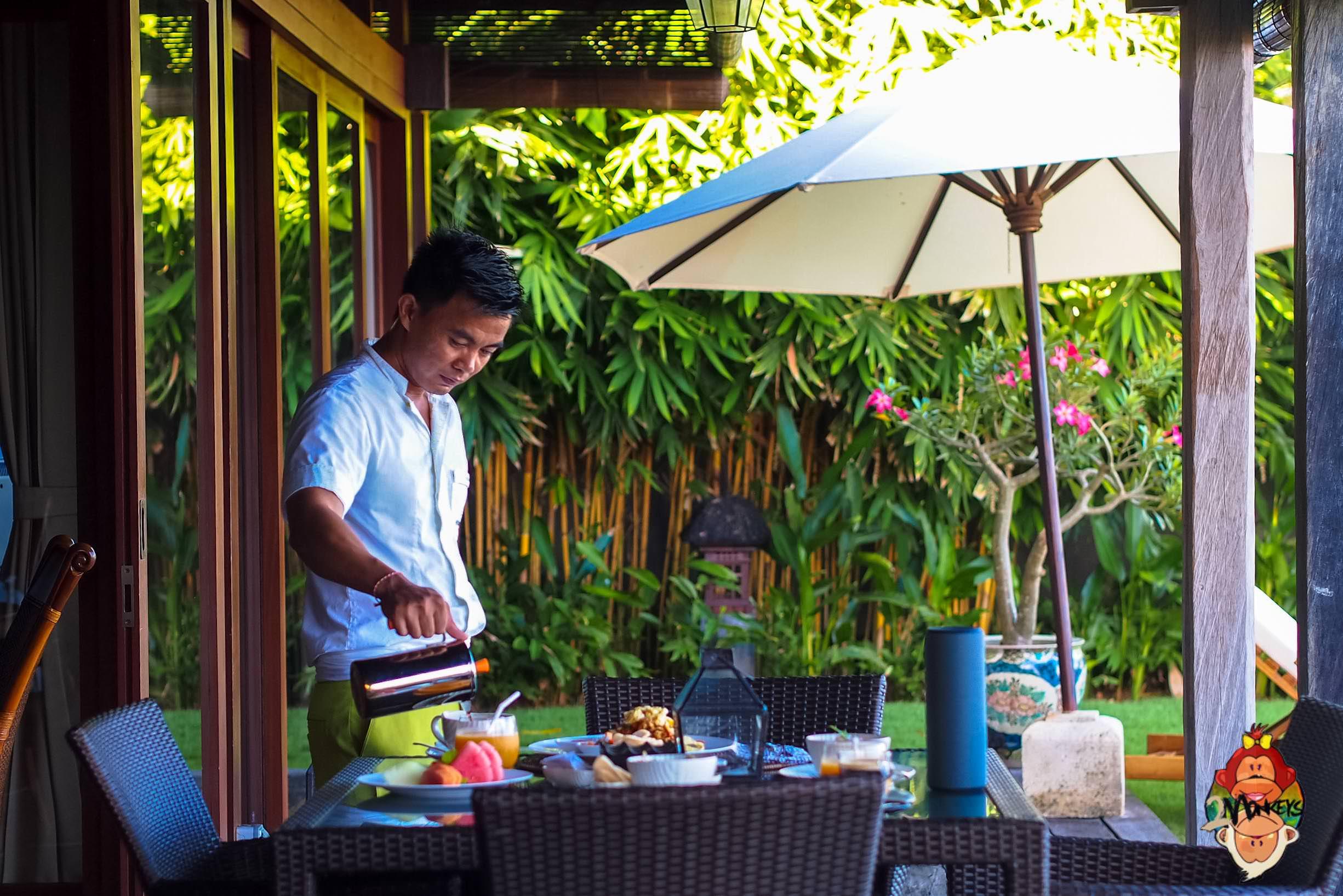 Luxury Hotel Review - Hidden Hills Villas Bali