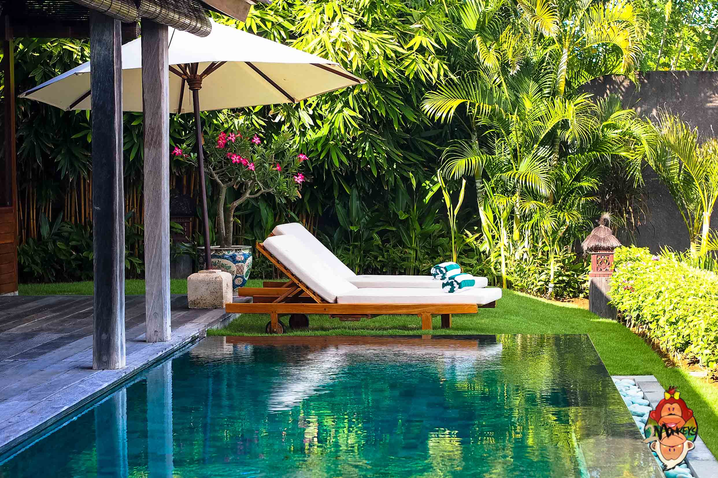 Luxury Hotel Review - Hidden Hills Villas, Bali