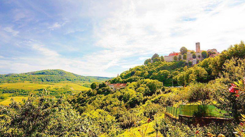 Motovun - Two Monkeys Travel - Guide to Istria Croatia