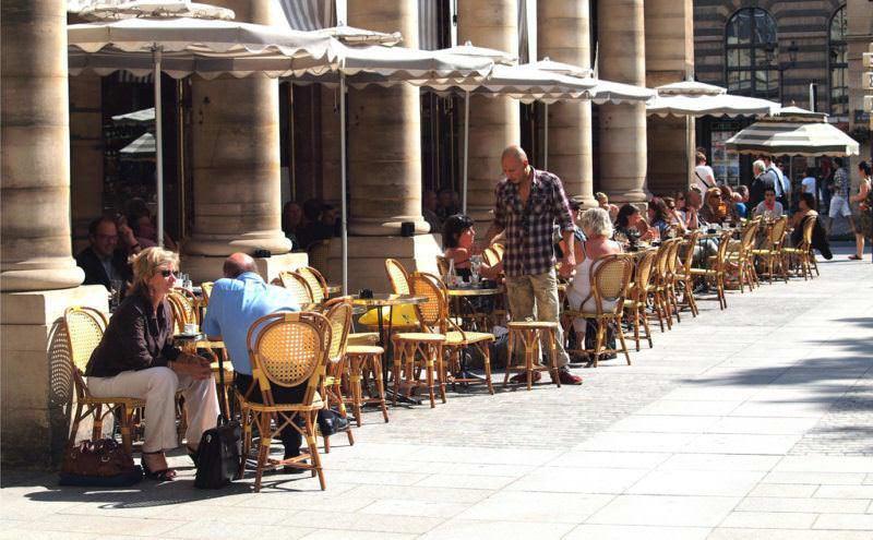 Paris - Paris Cafes