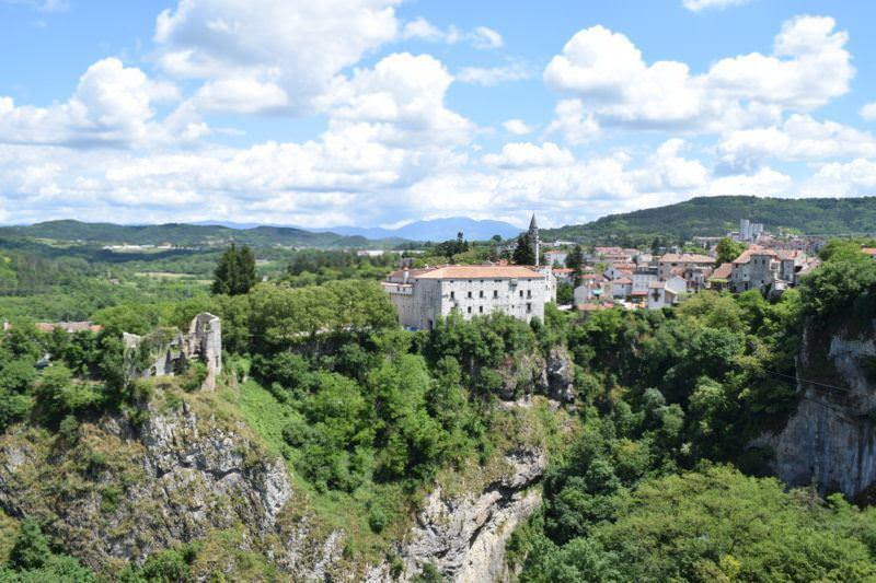 Pazin - Two Monkeys Travel - Guide to Istria Croatia