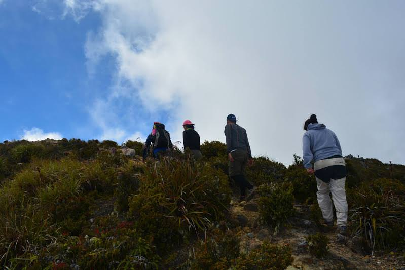Hitting the Trail of the Philippines' Highest Mountain, Mt. Apo