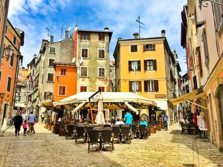 Rovinj - Two Monkeys Travel - Guide to Istria Croatia