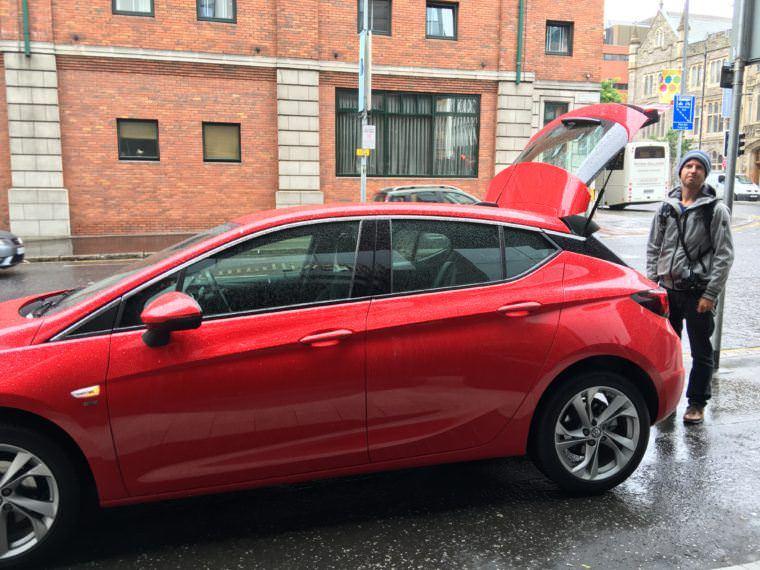 Auto Europe Car Rental in Belfast Ireland