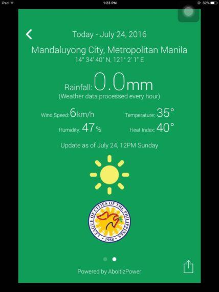 Creating a Better World with Weather Philippines