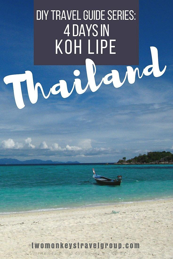 DIY-Travel-Guide-Series-4-Days-in-Koh-Lipe-Thailand-
