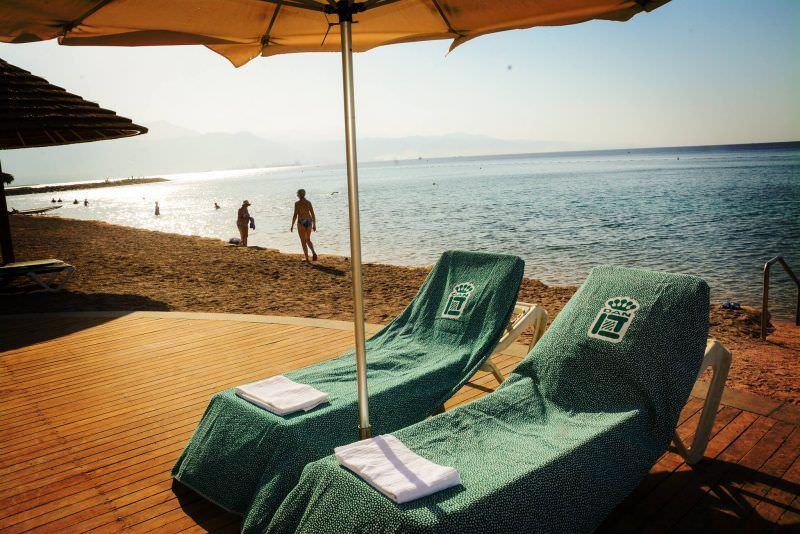 Dan Eilat in Red Sea Israel