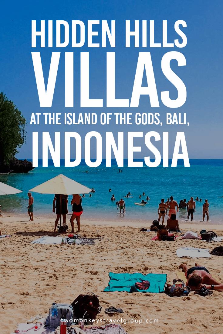 Hidden Hills Villas at the Island of the Gods, Bali, Indonesia
