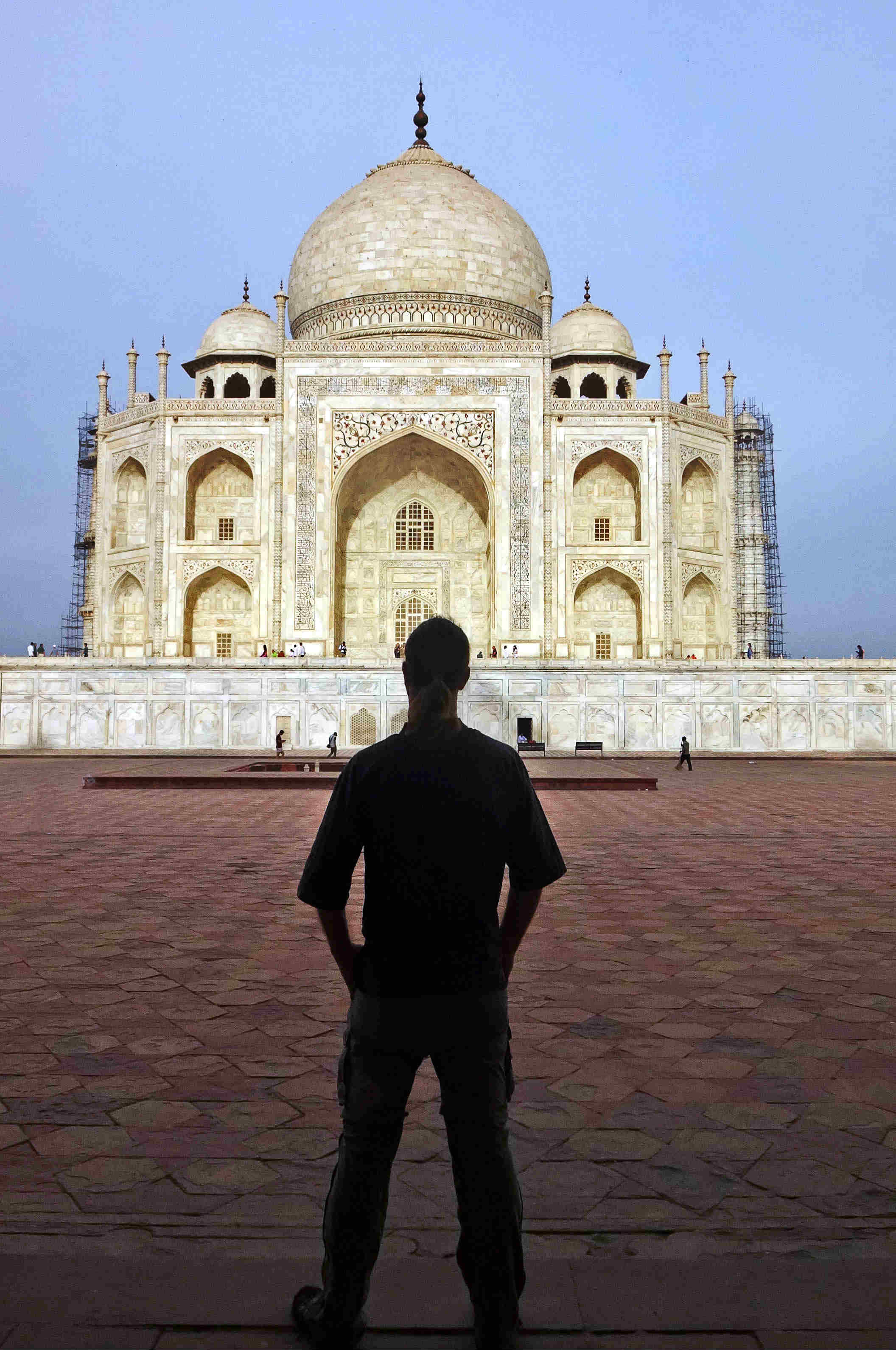 Is It Possible To Travel Around The World Without Using A Spoken Language? Meet Chris As He Does It.