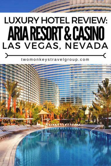Luxury Hotel Review: Aria Resort & Casino Las Vegas