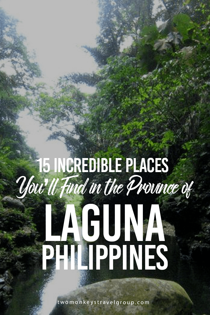 15 Incredible Places You'll Find in the Province of Laguna, Philippines