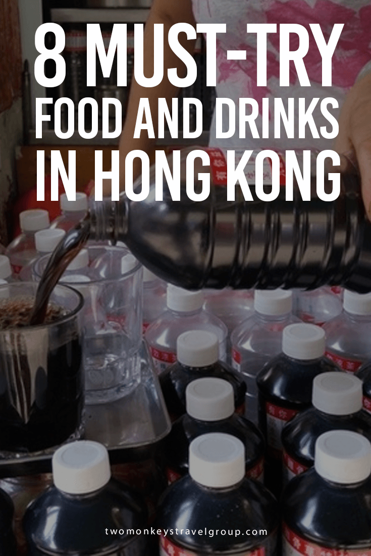 8 Must-Try Food and Drinks in Hong Kong